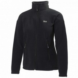 HELLY HANSEN W ZERA FLEECE NOIR