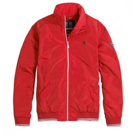 MUSTO  APOLLO BLOUSON ROUGE