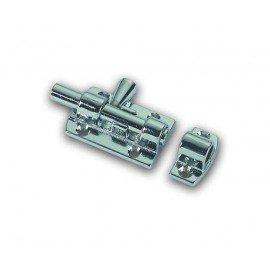BIGSHIP Grenouillère en inox - Possibilité de verrouillage par cadenas - Dimensions: 105 x 50mm