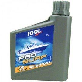 IGOL huile prosurf  2T HB 2L ET 5L