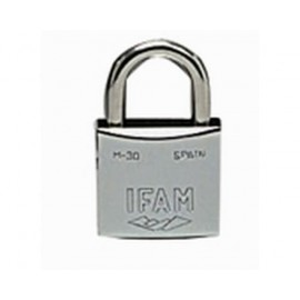 IFAM Cadenas chromé small