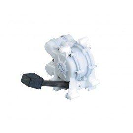 Pompe à pied double effet MK3 Sortie a gauche