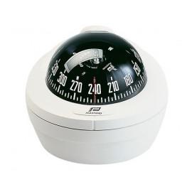 PLASTIMO Compas Offshore 75 sur fût blanc sans éclairage