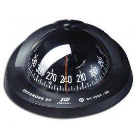 PLASTIMO Compas Offshore 95 noir rose plate noire à encastrer