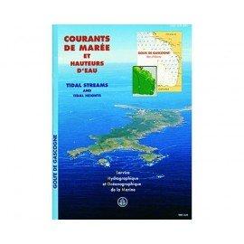 SHOM Courant de marée 565 - Golfe de Gascogne