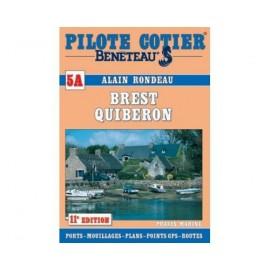 PILOTE COTIER N°5A - Brest - Quiberon