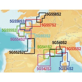 Navionics Gold Small SD 5G535S2