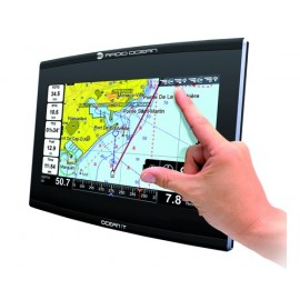 Radio Ocean 7 T + Cartes C-MAP 4D