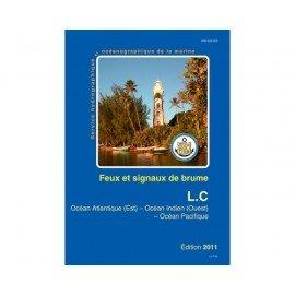 SHOM feux et signaux de brume LC