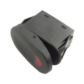 Interrupteur à bascule lumineux rouge