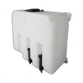 Kit lave glace réservoir 9.7L double pompe 12V