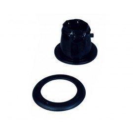 Soufflet passe cable Ø 85mm noir