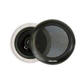 Haut-parleurs encastrables étanches 80W