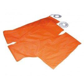 Flamme orange obligatoire engin tractable