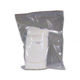 Chiffons blanc en coton