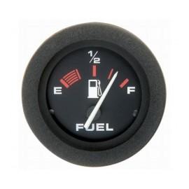 Jauge a carburant noir