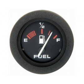 Amega Jauge a carburant noir
