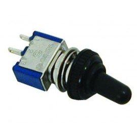 Interrupteur mini à levier 10 A on-off