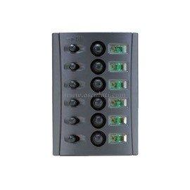 Tableau électrique avec prise USB étanche