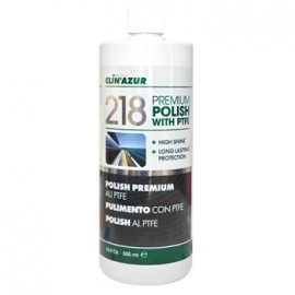 CLIN AZUR Polish  218 au PTFE Tefflon 500 ml