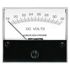 BLUE SEA Voltmètre 18-32V