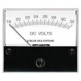 BLUE SEA Voltmètre 18-32V