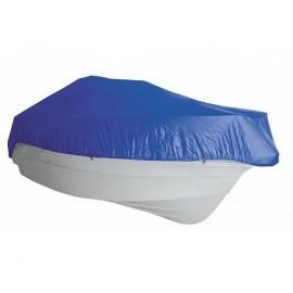 SEA COVER Housse bleu pour bateau 630-710x380cm