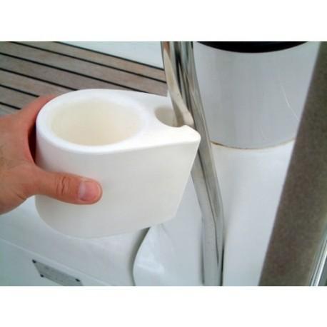 Porte verre clipsable isotherme