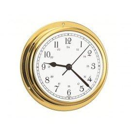 BARIGO Tempo pendule laiton Motif Déco 85 mm