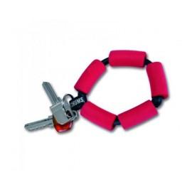 Porte clefs flottant