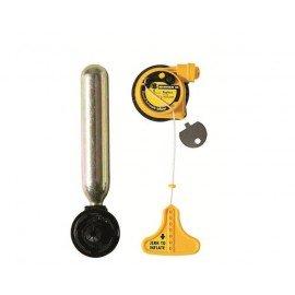 Kit de recharge valve universelle pour gilet gonflable
