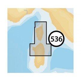 NAVIONICS+ Small CF 5G536S2
