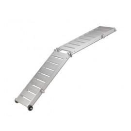 TREM Passerelle pliable aluminium 2.1m