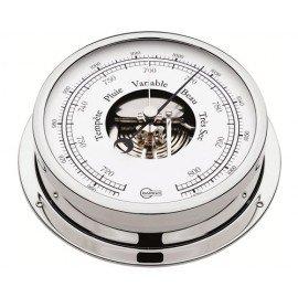 VION A100 Bromètre inox poli 125mm