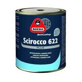 BOERO Antifouling Scirocco 622 0,75L vert fonce 215