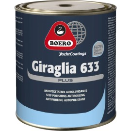 BOERO GIRAGLIA 633+ Antifouling érodable 2,5L