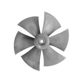 MAX POWER Hélice Propulseur 185mm (6 pâles)