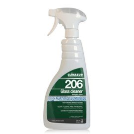 CLINAZUR GLASS CLEANER 750ML