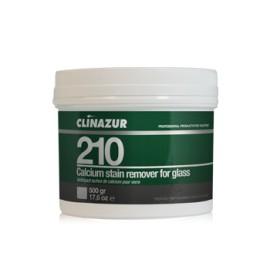CLINAZUR 210 Nettoyant Tâches Calcium pour verres 500g