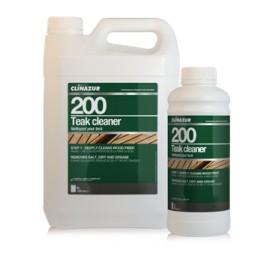 CLINAZUR 200 Nettoyant Teck 1L