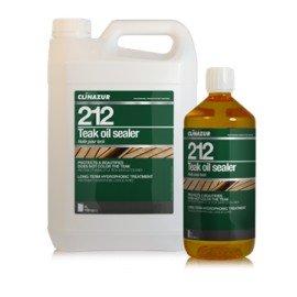 CLINAZUR 212 Saturateur pour Teck