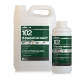 CLINAZUR 102 Dérouillant multi-usages 5L