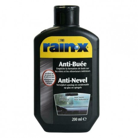 RAIN'X Anti-Buée 200ml