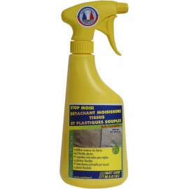 BIG SHIP Stop Moisi spray 600ml Détachant moisissure pour tissu