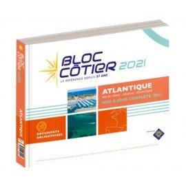BLOC COTIER Manche Atlantique 2021