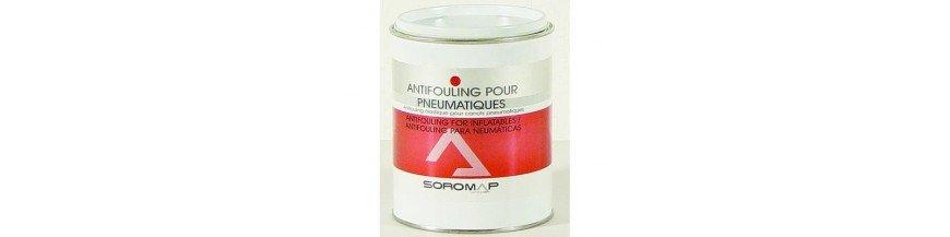 Antifouling pour pneumatique