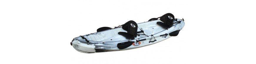 Kayak gonfable