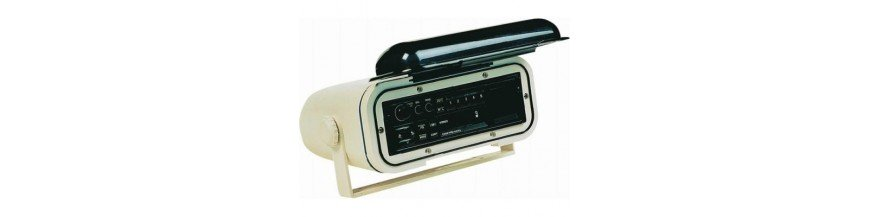 Accessoires Radio  pour bateau