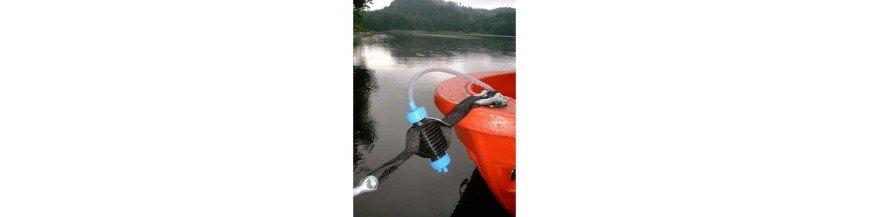 Pompes d'asséchement pour bateau