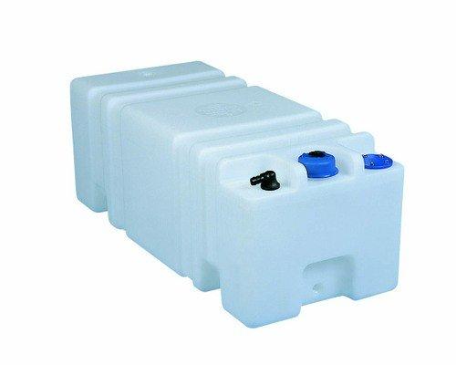 Réservoir d'eau et jauge